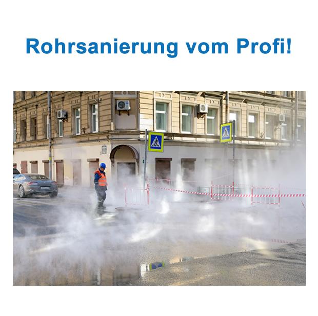Rohrsanierung für  Untersteinach, Kulmbach, Wirsberg, Trebgast, Ludwigschorgast, Kupferberg, Guttenberg und Stadtsteinach, Ködnitz, Neuenmarkt